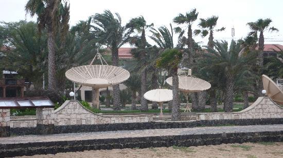 Hotel Morabeza : bonne idée juste en bordure de mer