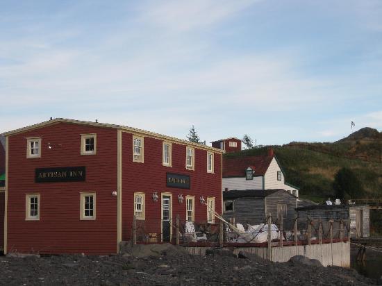 Artisan Inn: Artisen Inn - Twine Loft