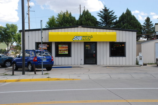 Subway In Lusk