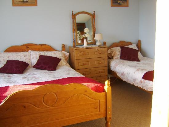 The Rock Equestrian Farm Bed & Breakfast : Bedroom