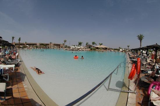ClubHotel Riu Tikida Palmeraie : The Pool