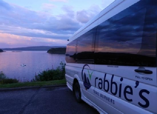 Provided by: Rabbie's Trail Burners -Day Tours