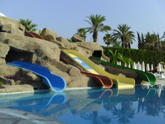 Melas Holiday Village: The Aqua pool
