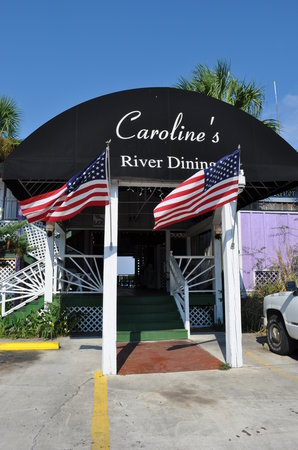Caroline's Dining on the River: Welcome!
