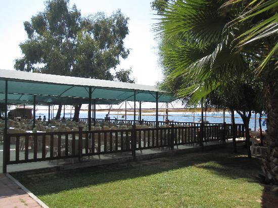 Side Mare Resort & Spa: Snack de la plage