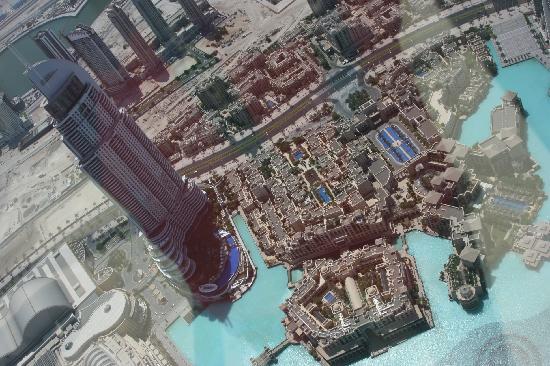 เบิร์จคาลิฟา: Il Dubai Mall e le fontane