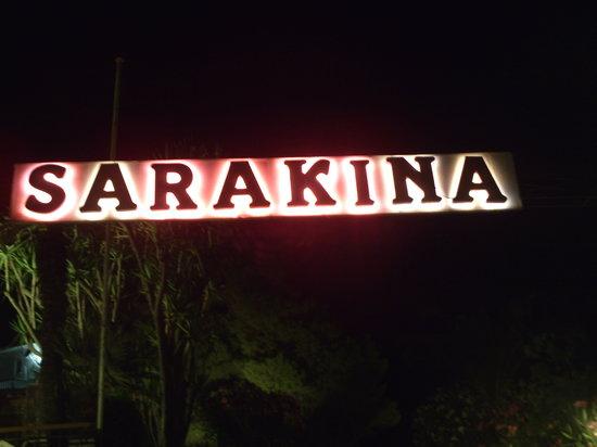 Sarakina: welcome