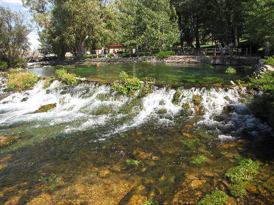 Giant Springs State Park: Giant Springs Pool