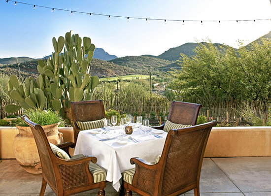 Primo with patio dining tucson menu prices for Mt lemmon cabin rentals pet friendly