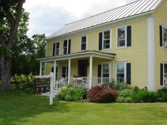 The Yellow Farmhouse Inn