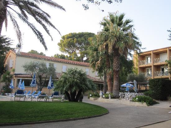 Le Petit Nice: L'ensemble de l'hôtel