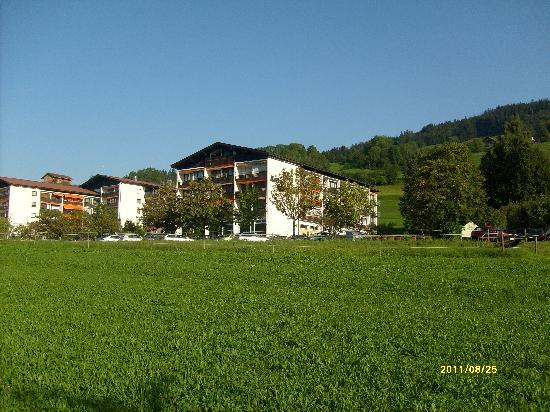 Die Gams Hotel Resort : Das Hotel