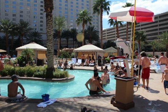 Park MGM Las Vegas: Pool Area