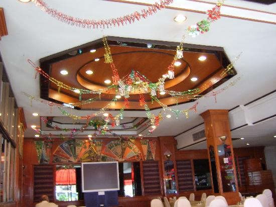 Winner Inn Hotel: restaurant christmas time