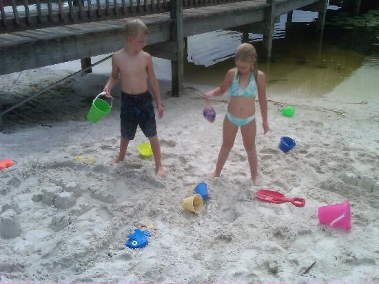 Summer Bay Orlando By Exploria Resorts: Sandcastles