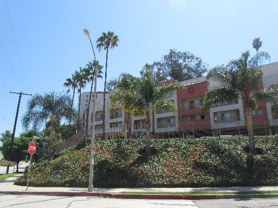 Hotel Silver Lake Los Angeles: LA hotel on a hill