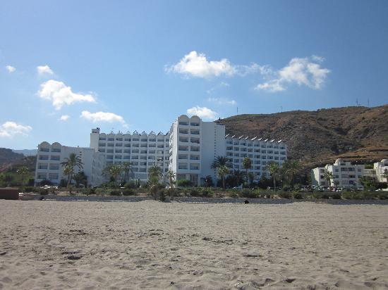 Hotel Best Indalo: vista desde la playa