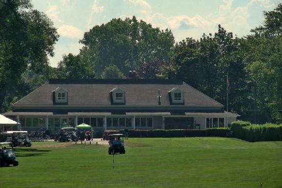 Niagara-on-the-Lake Golf Club: Clubhouse