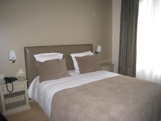 Hotel Le Fer a Cheval : chambre