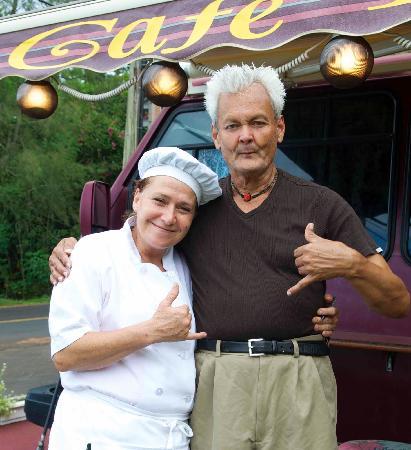 Cafe Romantica: The Chefs - Lori and Hans