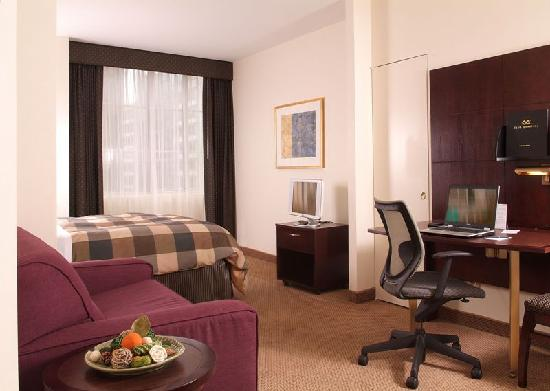 Club Quarters Hotel in Washington, D.C.: Superior Room