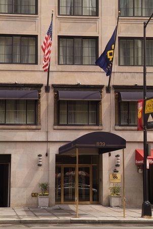 Club Quarters Hotel in Washington, D.C.: Exterior