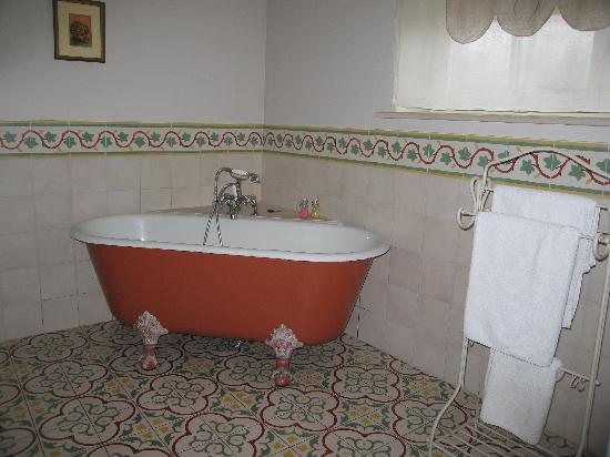 Droomkerke B&B: bathroom