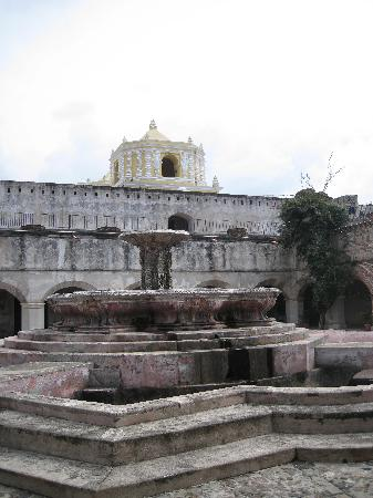 Guinness Travel - Day Tours: La Merced Antigua Guatemala