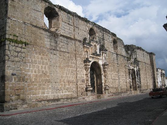 Guinness Travel - Day Tours: Antigua Guatemala Ruins