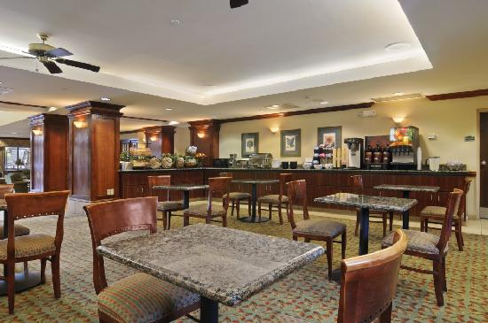 Baymont Inn & Suites Jackson: Breakfast Room