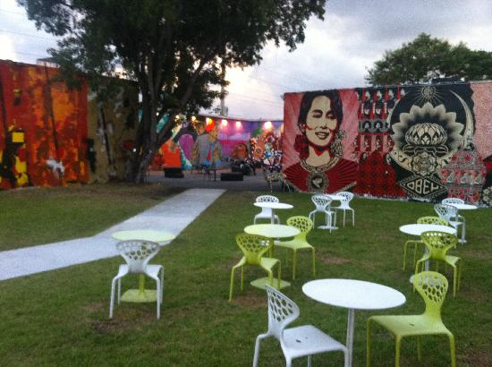 Outside Picture Of Wynwood Kitchen Bar Miami Tripadvisor