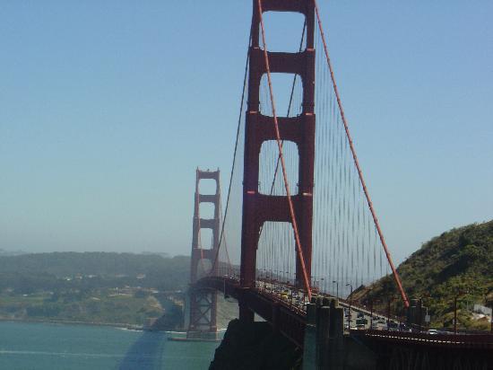 สะพานโกลเดนเกท: Golden Gate Bridge