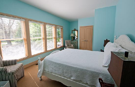Lake Country Inn: Aqua Marine Room