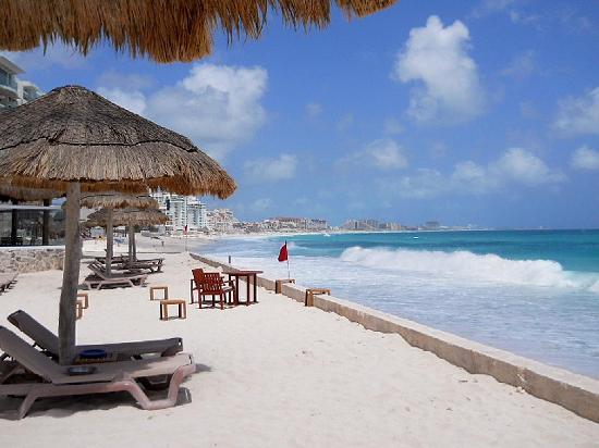 The Westin Resort & Spa, Cancun: Beautiful beach