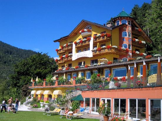 Alp & Wellness Sport Hotel Panorama: hotel