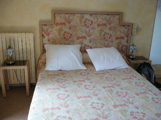 Auberge du Teillon: chambre