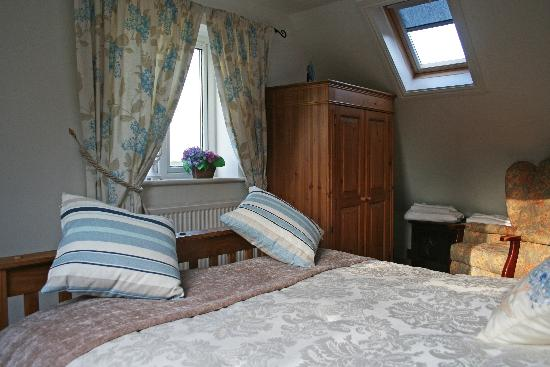 Avon Lodge B&B: Blue Room