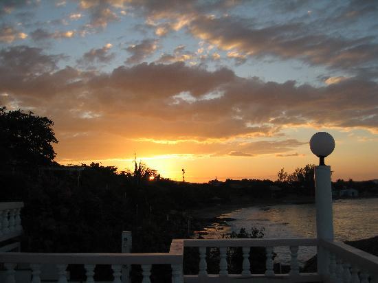 Sunset Resort & Villas: Sunrise at Sunset Resort