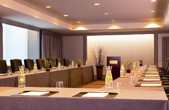 Hyatt Regency Boston: Newly renovated meeting space
