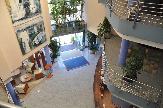 Hotel Spa Galatea: Hall