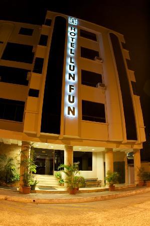 LUN FUN Gourmet: Hotel LUN FUN Manta