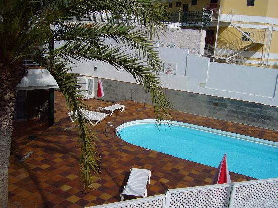 Jacarandas Apartments: pool