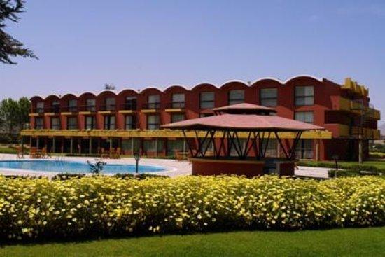 Hotel El Lago Estelar: Piscina