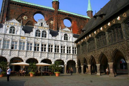 Hotel Wakenitzblick-Garni: Market Square Lubeck