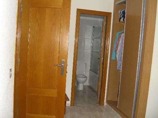Acualandia: Vista 2 del dormitorio