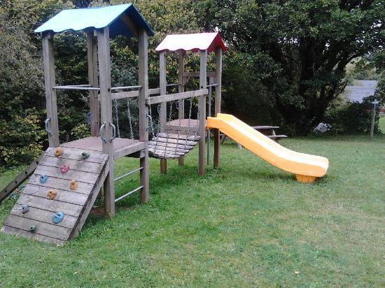 Valleybrook Holidays: play area