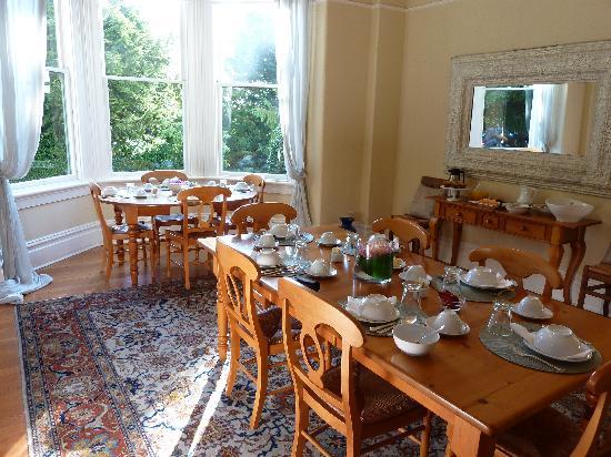 Fairholme Manor: Dining Room