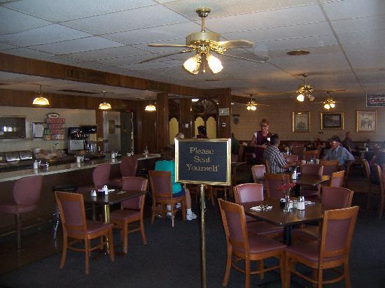 Grand Motor Inn, Hotel & Restaurant: Restaurant