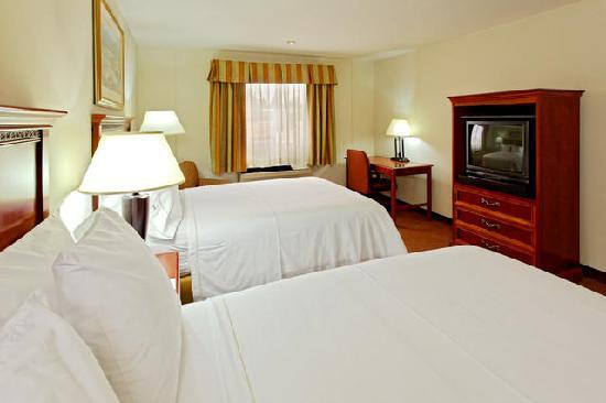 Holiday Inn Express Piedras Negras: Habitacion2