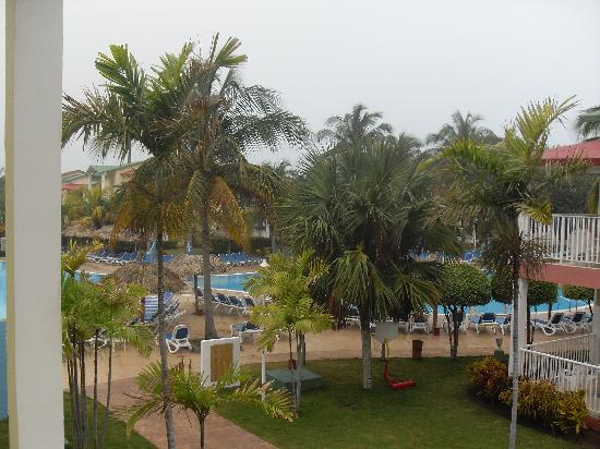 IBEROSTAR Tainos: view from bungalow
